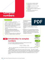 Ch03 Complex Numbers