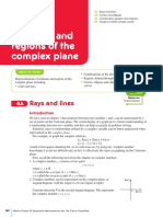 Ch04 Relations and Regions of the Complex Plane