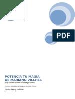 Potencia Tu Magia de Mariano Vilches