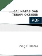 Gagal Nafas