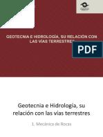 Geotecnia e Hidrologia Curso