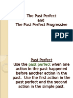 PPT 4 - Past Perfect and Past Perfect Continuous(1)