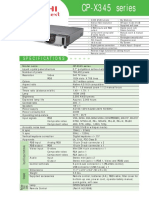 Hitachi-projector Spec 2663