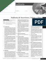 Auditoria de Inversiones Parte 2