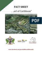 Pearl of the Caribbean Fact Sheet