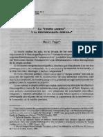 Mauro Vega. La utopía andina y la historiografía peruana.pdf