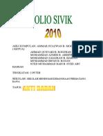 Folio Sivik 2010