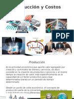 Producción y Costos