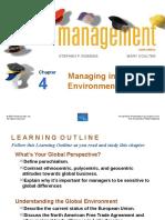 -Robbins 04 Managing in Global Envi