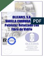 Varilla de PRFV