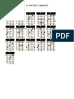 Tabela de acordes Maiores; Menores, com 5, 6 ,7, 9.pdf