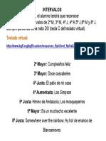 Intervalos (1)