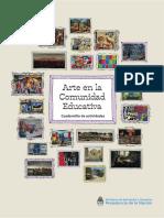 Cuadernillo Arte en La Comunidad Educativa