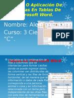 Microsotf Word