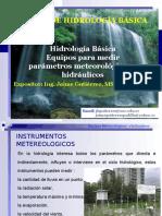 Instrumentos metereologicos-hidrologicos.pps