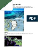 10 Pulau Terluas Di Dunia