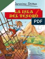 Grandes Historias 1 - La Isla Del Tesoro - Geronimo Stilton