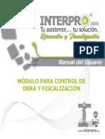 Manual Interpro 2010 Ejecucion