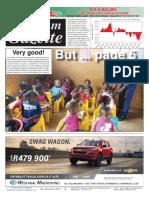 Platinum Gazette 20 January 2017