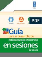 Guia Sesiones de Tutorias Con Actividades 041016