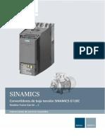 Convertidores SINAMICS G120C