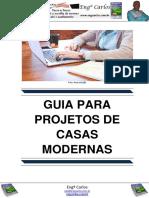 Guia Para Projetos de Casas Modernas