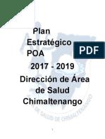 Plan Estratégico Das Chimaltenango 2017-2019