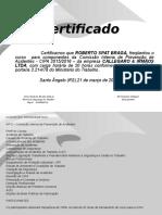 Certificado CIPA 2015-ROBERTO SPAT BRAGA.ppt