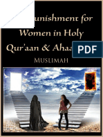 Just Punishment for Women in Qur'an and Hadith - Muslimah