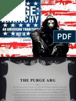 The Purge ARG