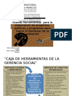 Primeras Dos Diapositivas Caja de Herramientas
