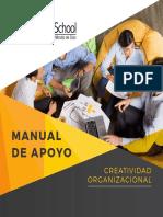 3. Creatividad organizacional