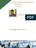 1 Togaf 9 1 Enterprise Architecture Framework Overview m1 Slides