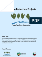 pollution reduction projects