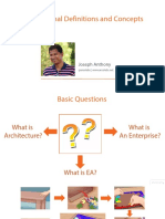 2 Togaf 9 1 Enterprise Architecture Framework Overview m2 Slides