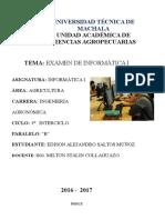 Saltos Muñoz Edison Alejandro-examen de Informática i Agronomía b Word 2016