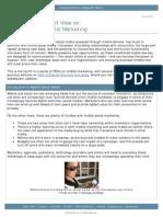 360i POV on Mobile Social Marketing