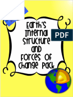 Earths Internal Structure Forces of Change