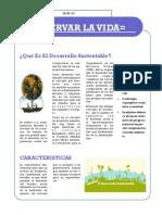 Publicación1 Publisher  PRESERVAR LA VIDA