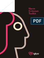 Norm Criticism Toolkit