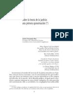 Justo Etico Marcoaurelioetc Fernandez Diaz Sobre La Teoria