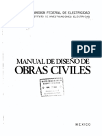 MANUAL DE DISEÑO DE OBRAS CIVILES