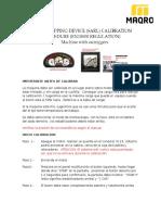 CALIBRARCION Sistema Antivuelco DIECI