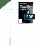 """El Maravilloso Mundo de La Música Kurt Pahlen 1-5.PDF"""""""