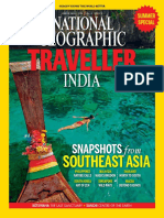 National Geographic Traveller India - March 2016