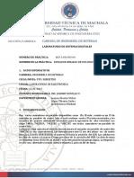 Practica Laboratorio Sistemas Digitales 4 Jijon Loayza López