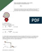 Revisão NP1 e NP2 - Cinemática Dos Sólidos DP ONLINE UNIP