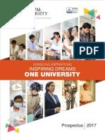 MU Prospectus 2016 Revised