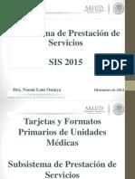 2 Formatos Primarios SIS2015