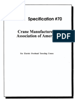 CMAA - Crane Manufacturers Association of America